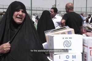 Responding to Critical Needs of Displaced Iraqis