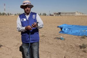 IOM CwC Emergency Shelter Kit Community Engagement Video